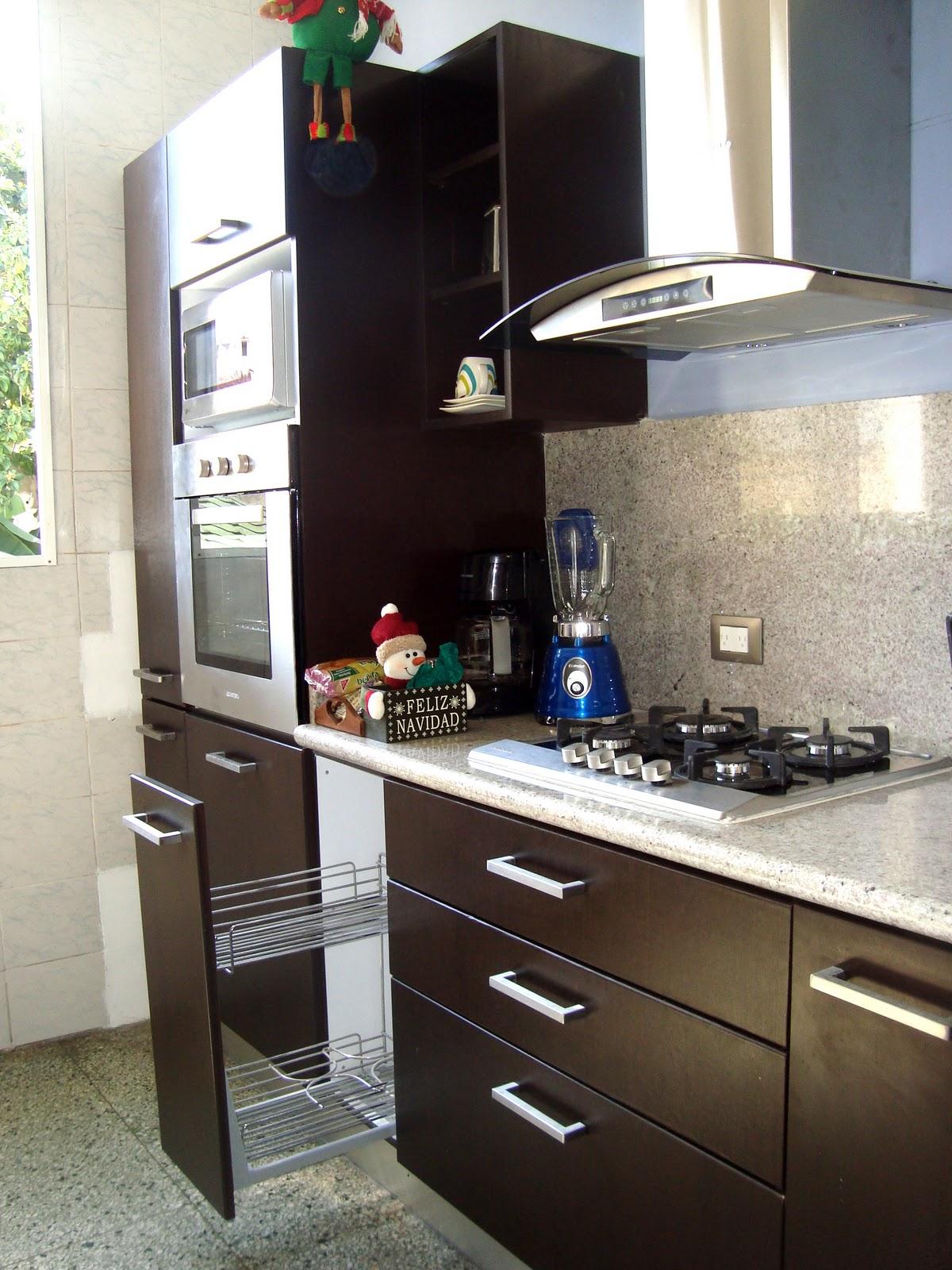 Modulares De Cocina Modernos. Cocinas Empotradas Modernas Modulares ...