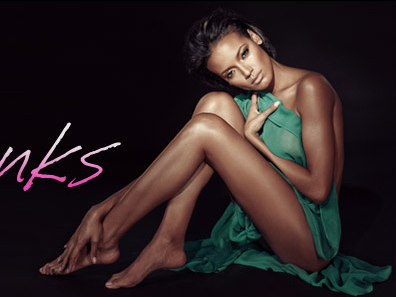 Selita Ebanks in 3D