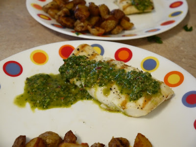 Delicious, fresh tasting and very healthy. Served with roasted ...