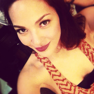 KC Concepcion decided not to do Nothing Compares to concentrate on hosting and teleserye