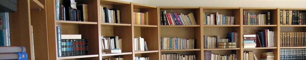 Η βιβλιοθηκη μας  ---- χιλιαδες βιβλια στη διαθεση των μαθητων