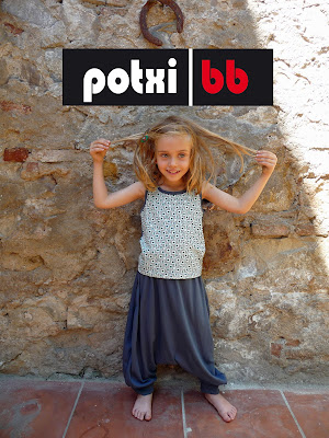 Potxi BB ropa bebés, niños y niñas Barcelona