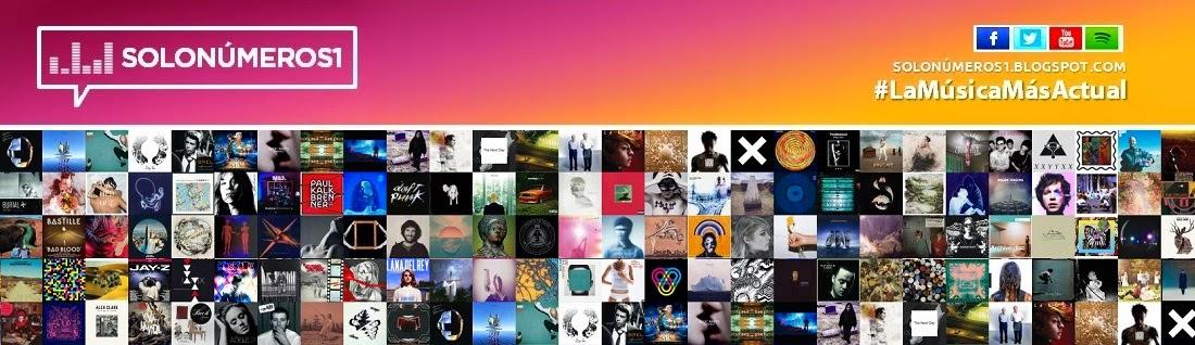 SOLONÚMEROS1   La música más actual