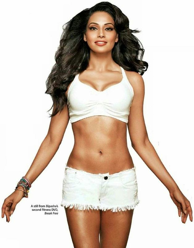 Bipasha Basu - Model of Fitness