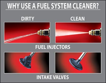 Chevron Fuel Injector Cleaners