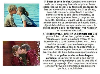 Secretos para el primer beso 1