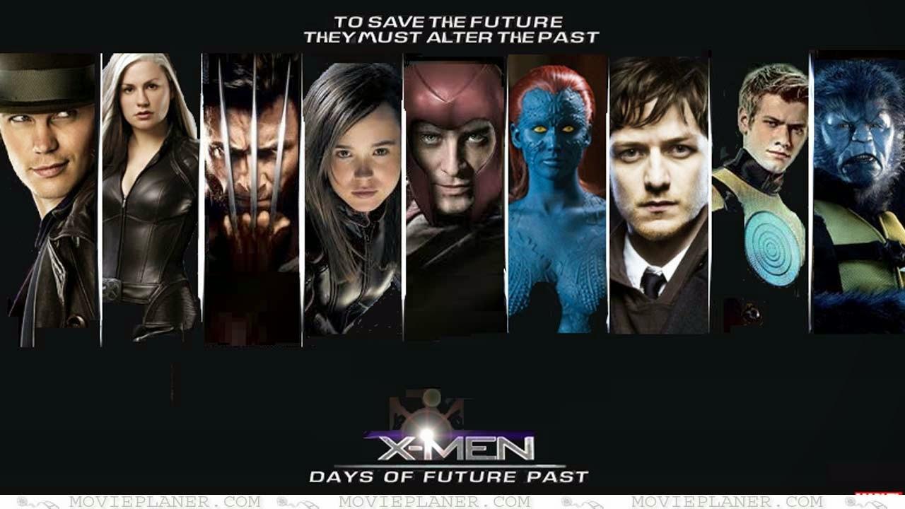 Watch X Men Days Of Future Past Movie Online Free 2014
