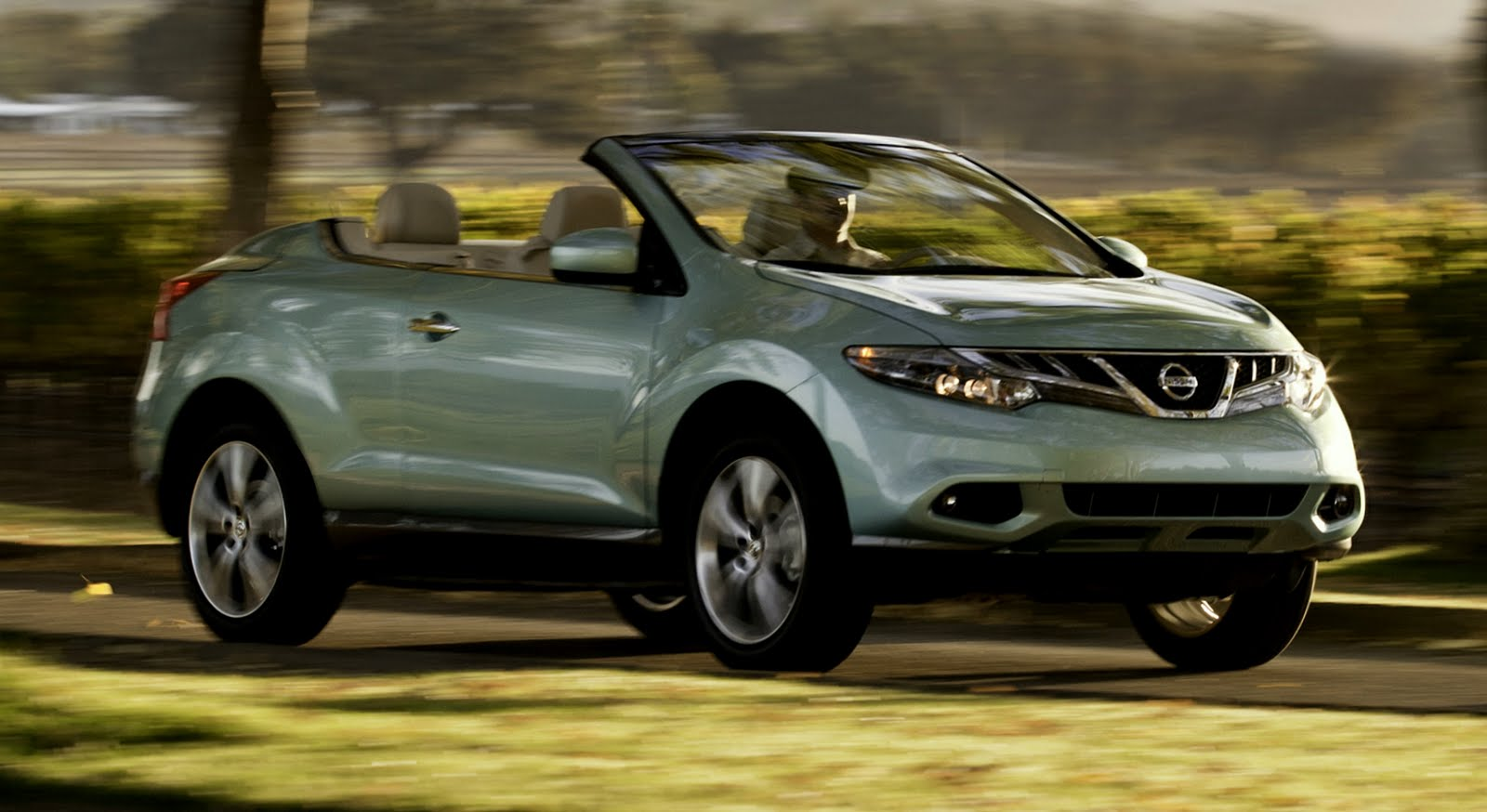 Uautoknow quick look 2011 nissan murano crosscabriolet quick look 2011 nissan murano crosscabriolet vanachro Image collections