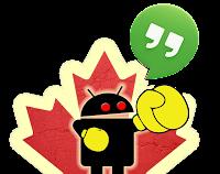 android coliseum hangout show logo