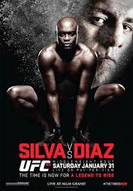 Download - UFC 183: Silva vs. Diaz (Português) HDTV - COMPLETO
