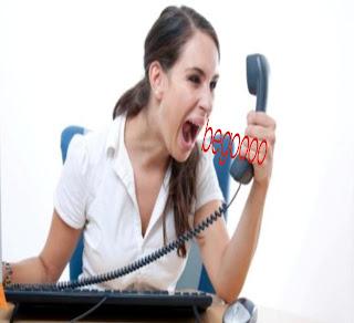 wanita suka marah