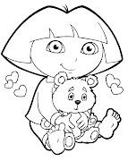 Dibujos disney: Dora la exploradora (dora la exploradora )