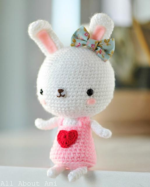 Amigurumi Bunny Egg : Hopeful Honey Craft, Crochet, Create: 10 Free Easter ...