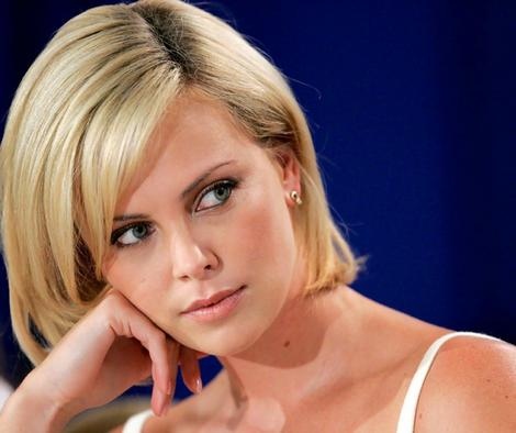 charlize theron and