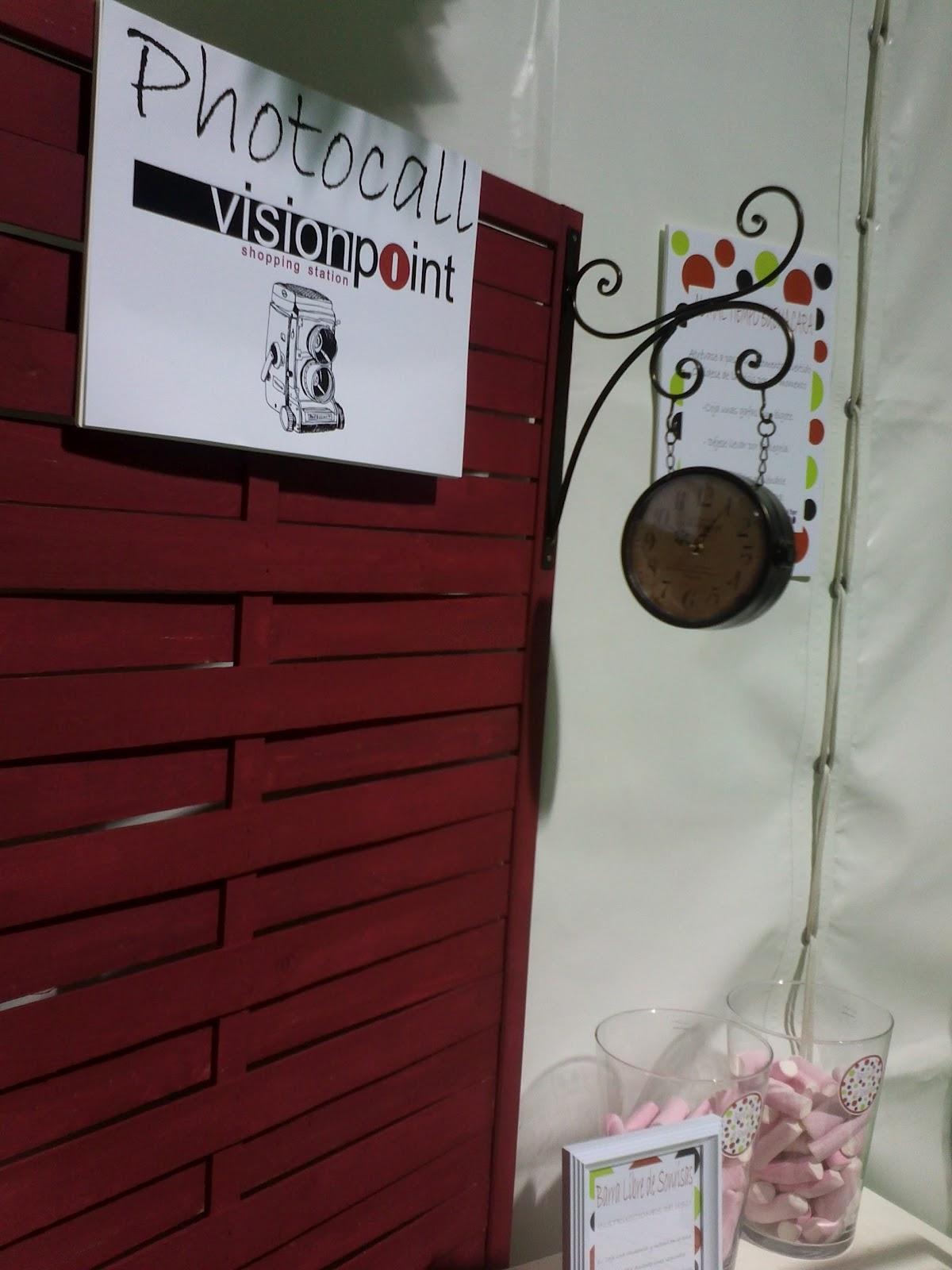 Party paper decorando un stand para una feria - Como decorar un estanque ...