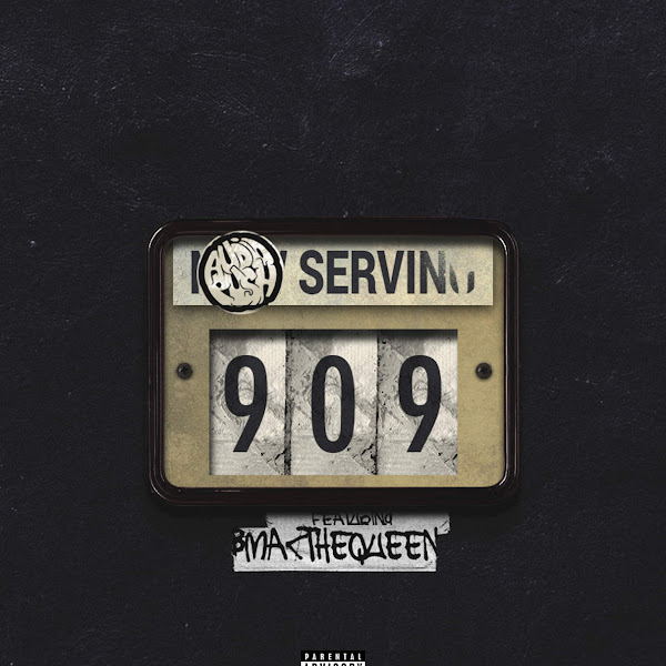 Audio Push - Servin' (feat. Bmacthequeen) - Single Cover