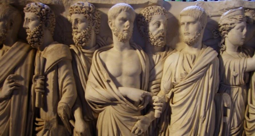 Romanos de la antigua Roma