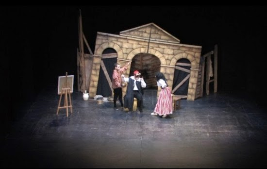 Teatro en Almagro : Viernes a escena
