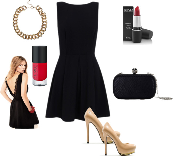 Cmo combinar un vestido negro lbd beautiful scenery photography