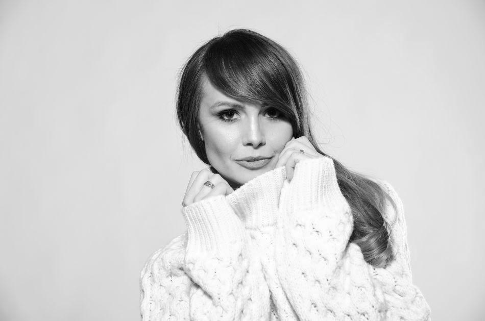 welniany sweter hm | blogi modowe