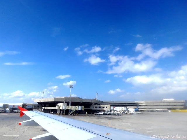 Jetstar Asia at NAIA Termina 1