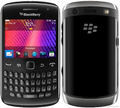 Spesifikasi dan Harga HP BlackBerry Apollo 9360