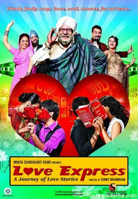 Love Express Hindi Movie Watch Online