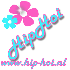 I won Verrassingscandy bij Hip-Hoi