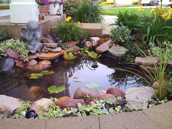 Fotos de jardines acu ticos jard n y terrazas for Jardines preciosos casa