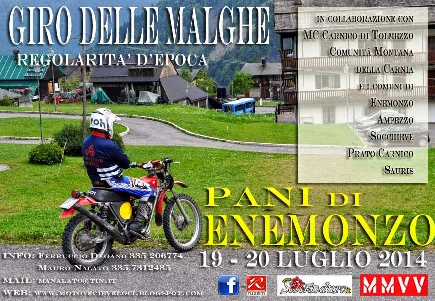 GIRO DELLE MALGHE 2014