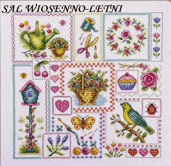 SAL Wiosenno- letni:)
