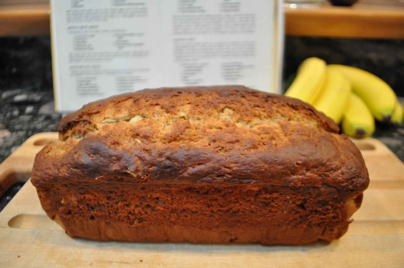 Banana loaf start with an onion let cool and serve with butter forumfinder Images