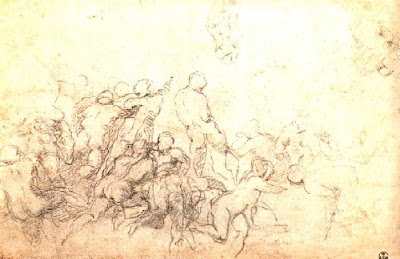 Study for the Battle of Cascina