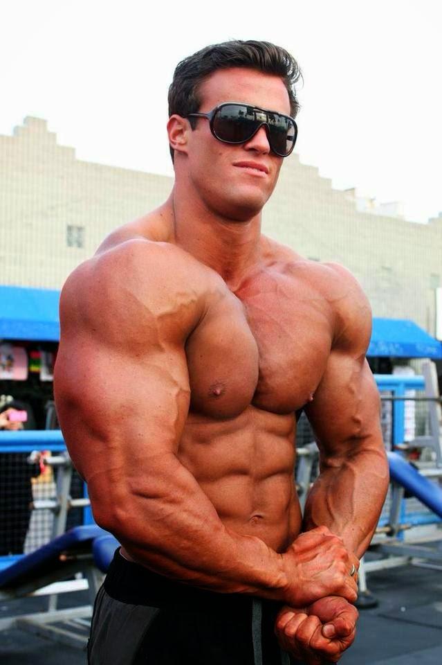 Calum von Moger, Fitness Models,