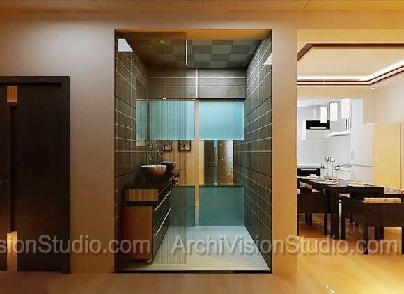 Bathroom design templates for Bathroom design samples