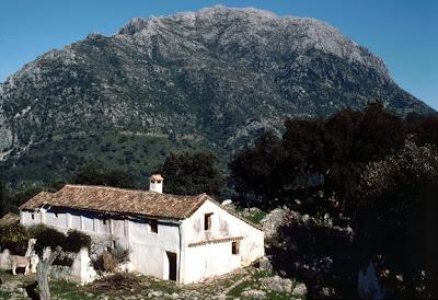 Casa de las Zahurdas en 1988 (J.M.Amarillo V.)