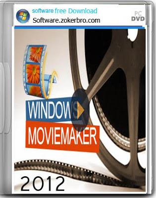 Windows Live Movie Maker 2012 Offline Installer