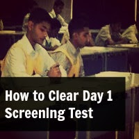 How to Clear Day 1 Screening Test in SSB Interview