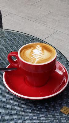 Café en Kuala Lumpur