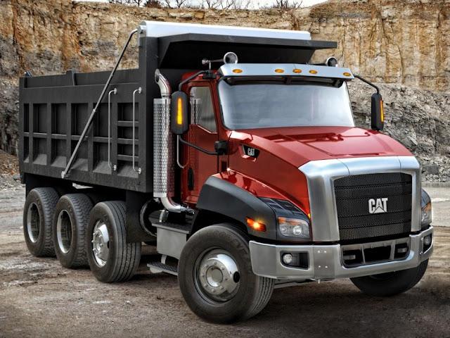 грузовые авто Caterpillar CT660