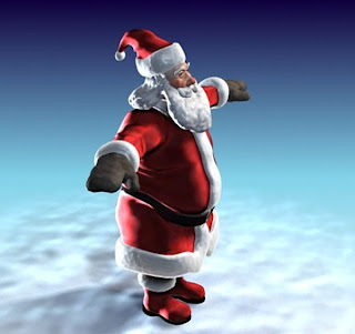 Santa claus Image Collections