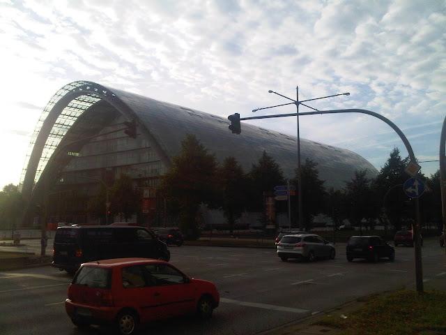 Berliner Bogen - Anckelmanns Platz - Heidenkampsweg