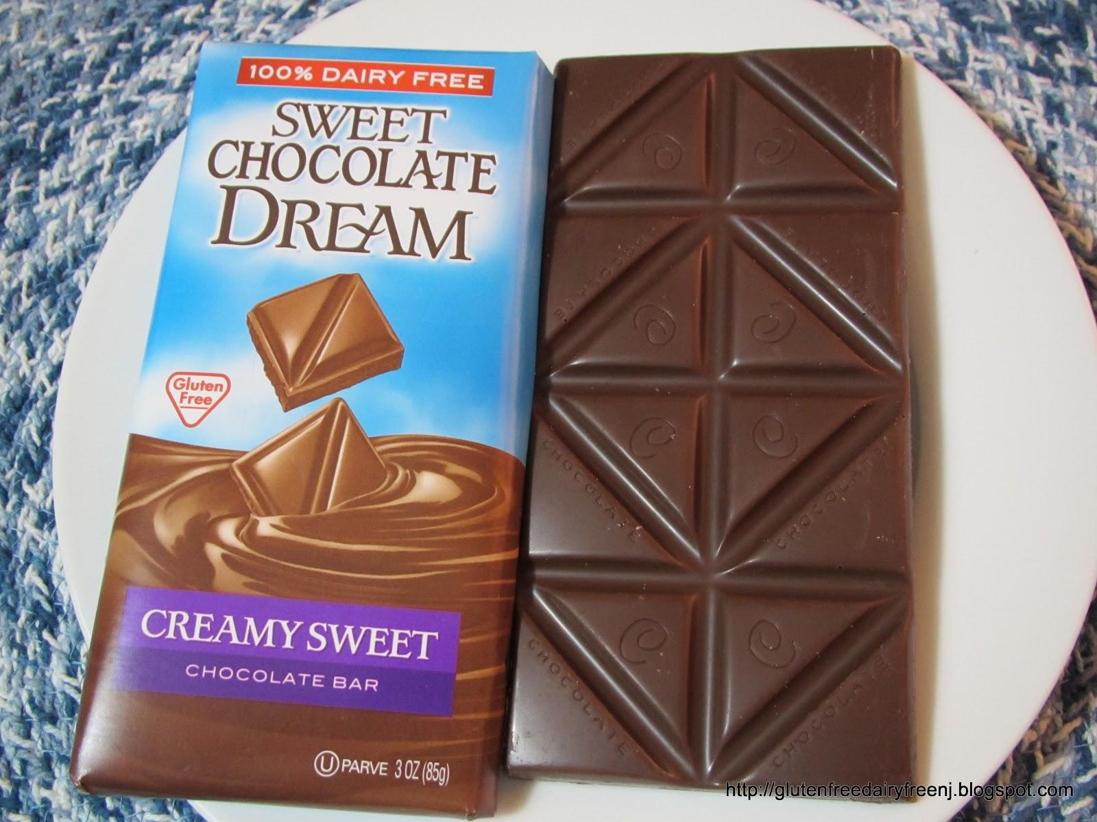 Dairy Free Milk Chocolate Bars | Gluten Free / Dairy Free NJ