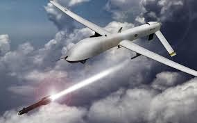 Drone attack kills two taliban commanders total 11 people