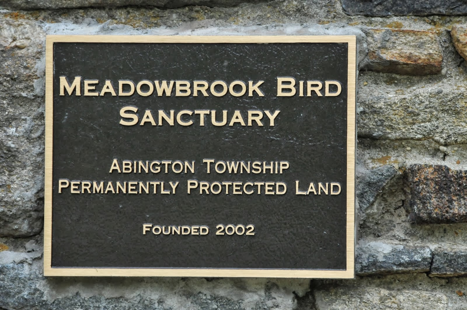 Permanently Protected Land