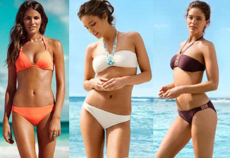 Costumi Da Bagno Anni 80 : Moda in spiaggia sotto i 20 euro: i nuovi modelli di costumi low