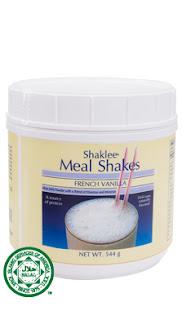 Shaklee Meal Shakes multivitamin, protein dan serat yang lazat