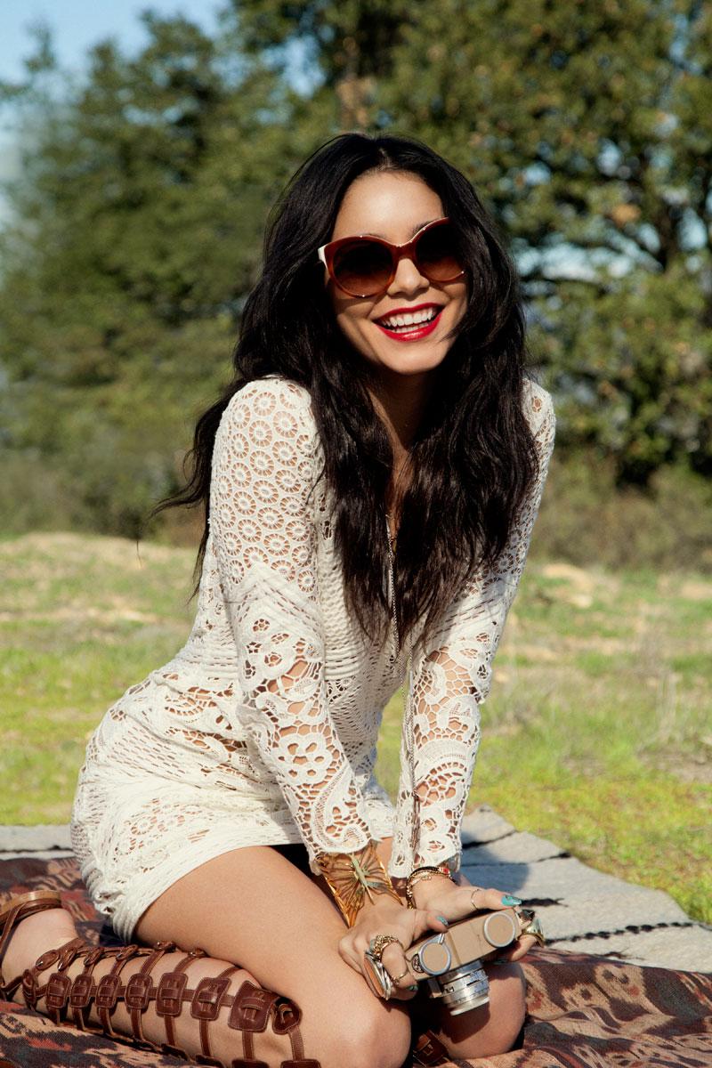 Luxachic Style Icon Vanessa Hudgens
