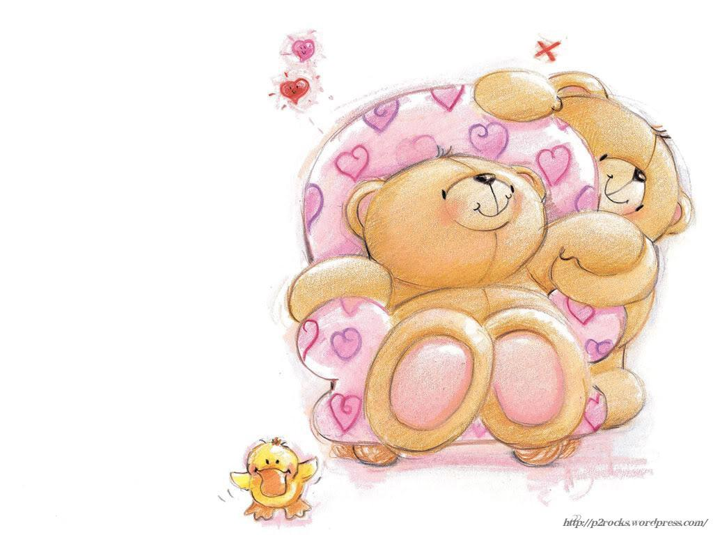 cartoon teddy bear wallpaper cartoon images