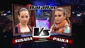 Susana Sheiman y Paula Espinosa